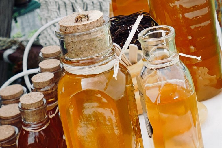 Tennessee Local Honey Sweet Benefits