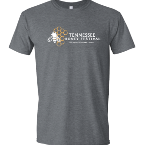 Tennessee Honey Festival Tee – Gray