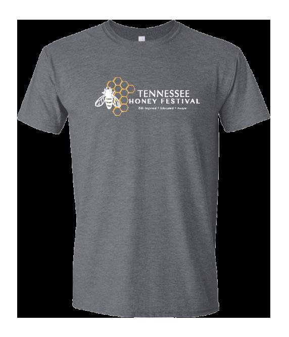 tennessee-honey-festival-gray-logo-tee