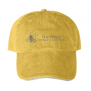 Tennessee Honey Festival Cap – Yellow