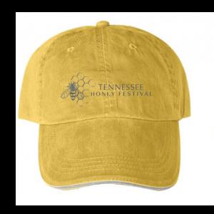 Tennessee Honey Festival Cap – Yellow