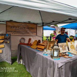 tennessee-honey-festival-waxlaserworks-vendor