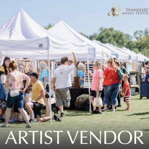 Artist Vendor Space