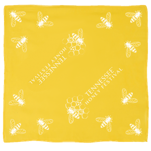 Tennessee Honey Festival Bandana