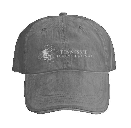tennessee_honey_festival_logo_cap_gray
