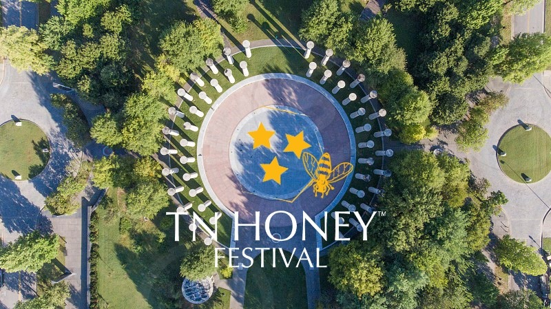 TN Honey Festival lands 2021 location at Bicentennial Capitol Mall State Park in Nashville, Tennessee