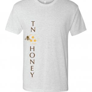 Adult Tee Side Graphic – TN Honey Festival