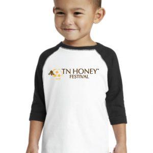 Toddler Ragland Front Graphic – TN Honey Festival