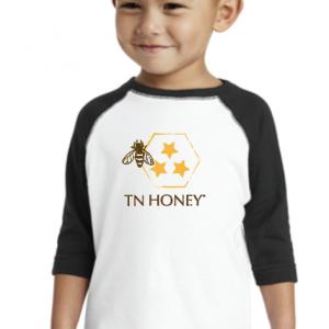 Toddler Ragland Top Graphic – TN Honey Festival