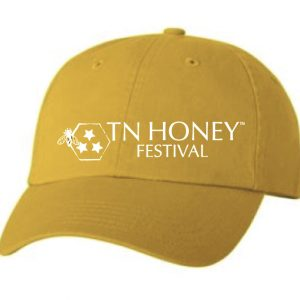 TN Honey Festival Cap – Honey Yellow