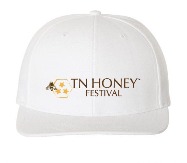 TN-Honey-Festival_Cap_White