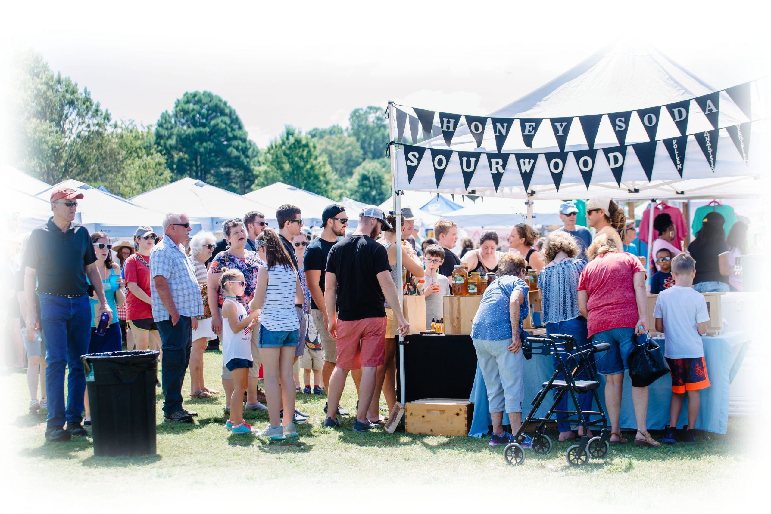 The Nashville Farmers Market will be apart of the TN Honey Festival