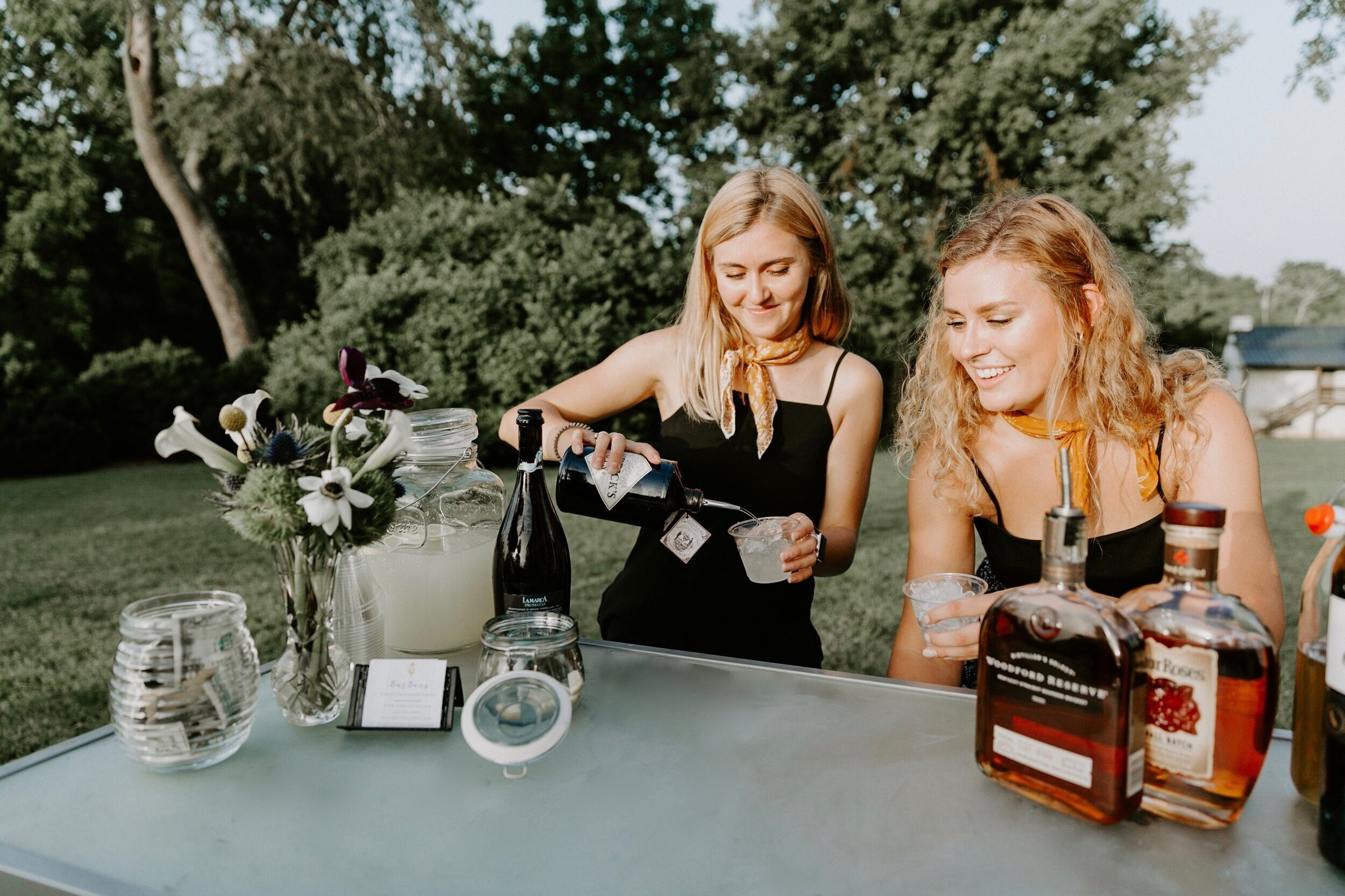 The Barbees (The Bartending Experience Like Never Before)