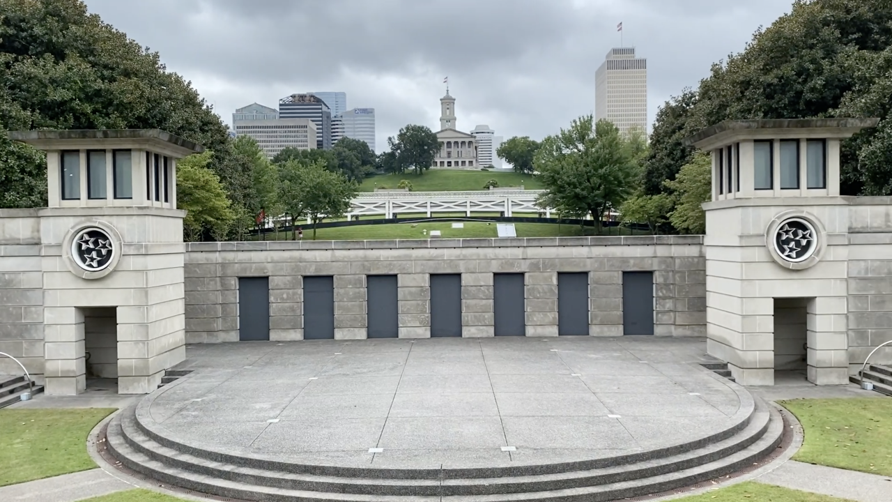 The History of Bicentennial Capitol Mall State Park